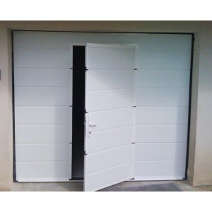 Porte de garage sectionnelle porte garage sectionnelle pose de porte de garage sectionnelle - Pose porte de garage sectionnelle ...