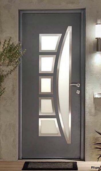 porte d entr e aluminium installation porte d entr e. Black Bedroom Furniture Sets. Home Design Ideas